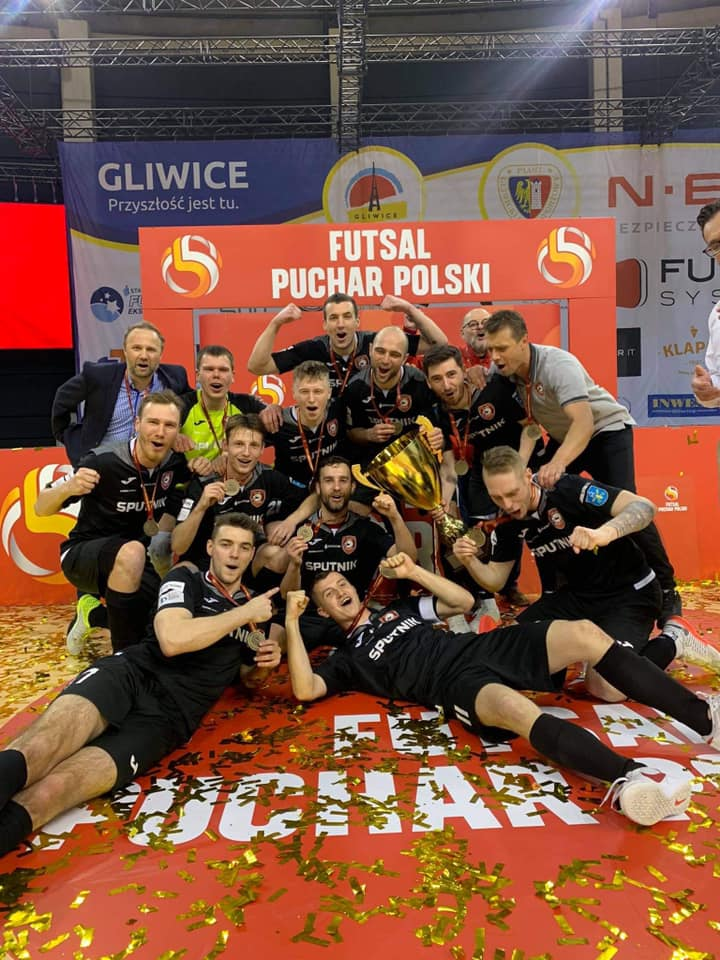 Wyboista droga dozdobycia Pucharu Polski