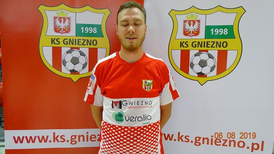Michał Roj na rok w Gnieźnie