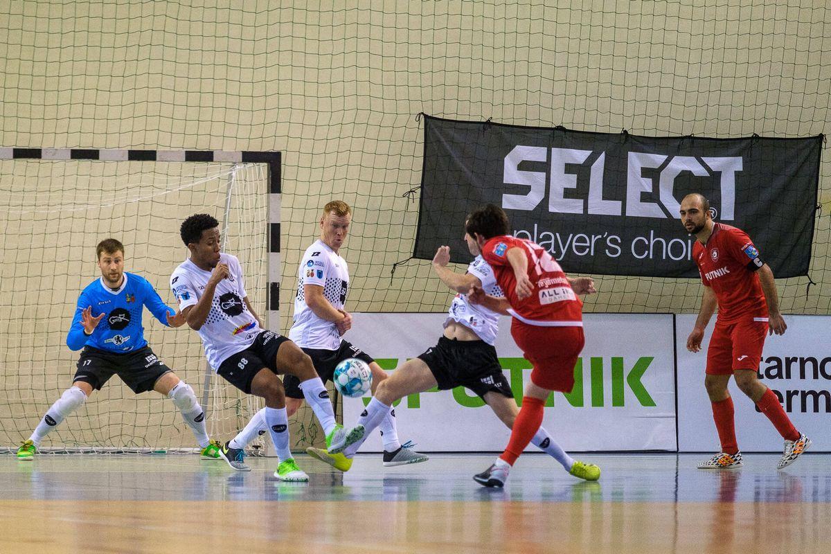 Futsal bezGatty